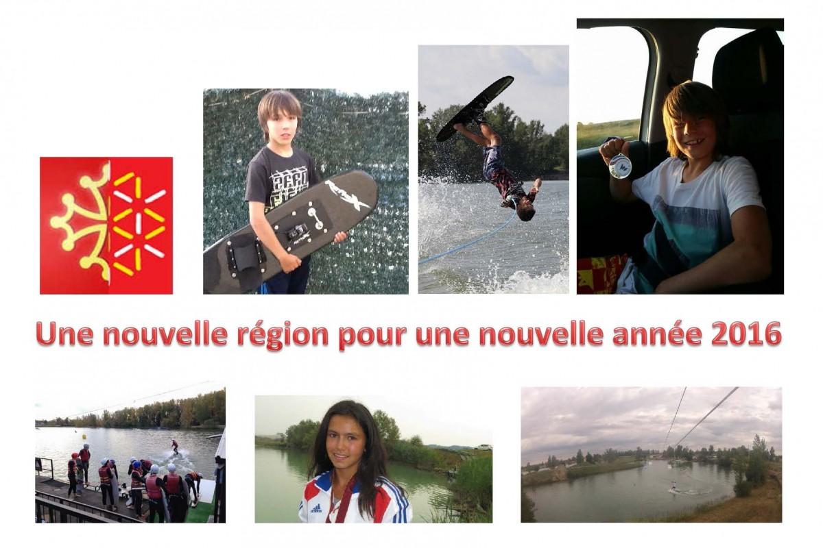 Nouvelle région Ligue 2016